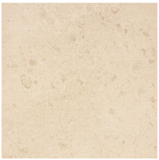 "18""x18"" Berkshire Crema Honed Marble Tile 72-306"