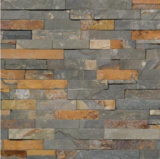 """6""""x24"""" Sierra Ledger Stone Panel 76-326"""