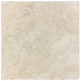 "12""x12"" Picasso Travertine Tumbled Tile 73-111"