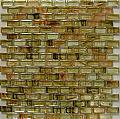 "Crystal Glass Mosaic-5/8""X1""-AD8383 (11.6""x11.6"" sheet)"